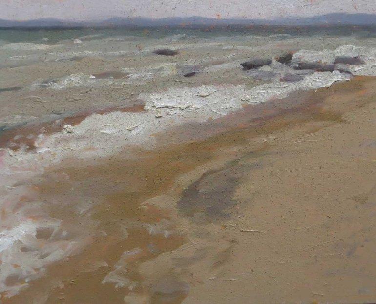 Sandy Beach 8x10
